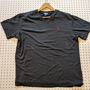 VINTAGE RALPH LAUREN DISTRESSED TEE